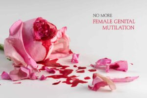 No to Female Genital Mutilation