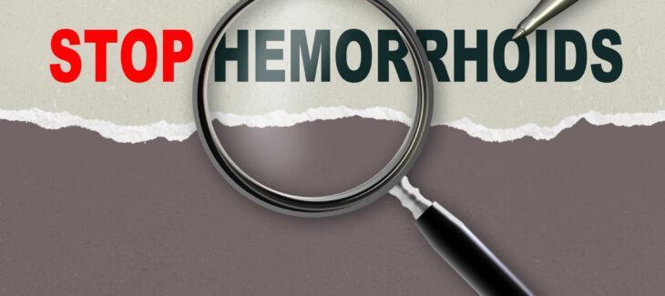 Stop Hemorroids