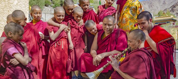 Relaxing Tibetan music